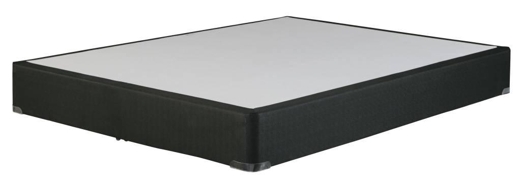Sierra Sleep Twin Foundation-Black M80X12