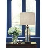 Laurentia Glass Table Lamp- Champagne L431414
