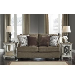 Signature Design Braemar Loveseat- Brown 4090135