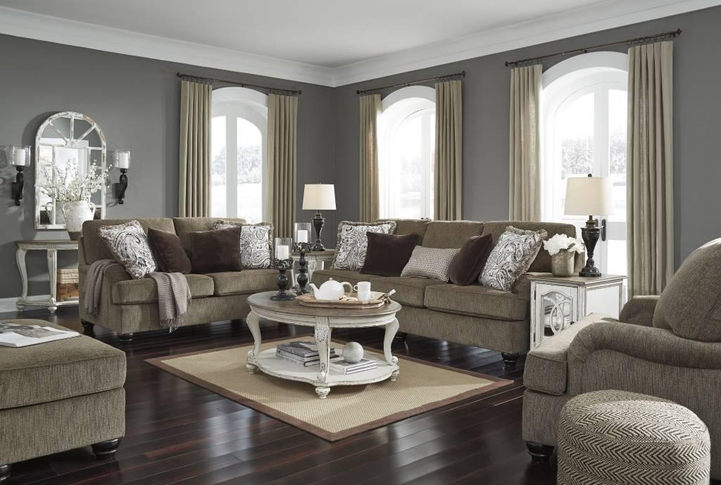 Signature Design Braemar Sofa- Brown 4090138