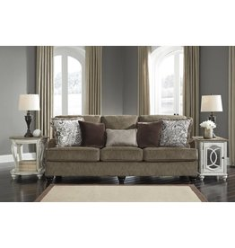 Signature Design Braemar Sofa- Brown 4090138