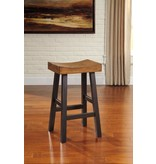 Signature Design Glosco Tall Stool  - Two-tone D548-030