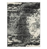 "Signature Design Roskos- Black, Gray and White Area Rug 60""X84"""