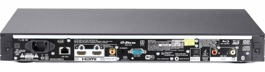Sony Sony UBP-X1000ES