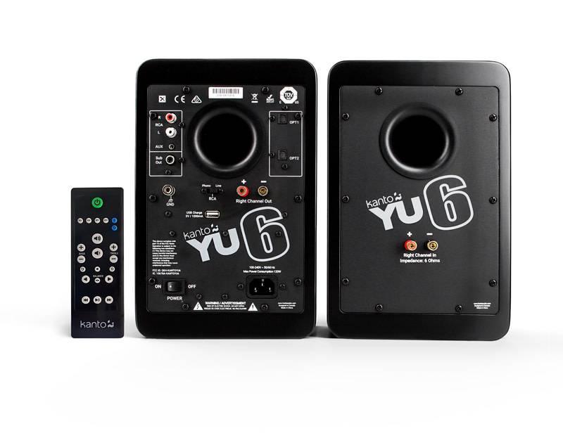 Kanto Kanto YU6 Powered Monitors