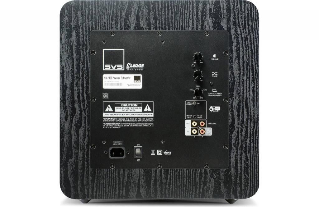 SVS SVS SB-2000