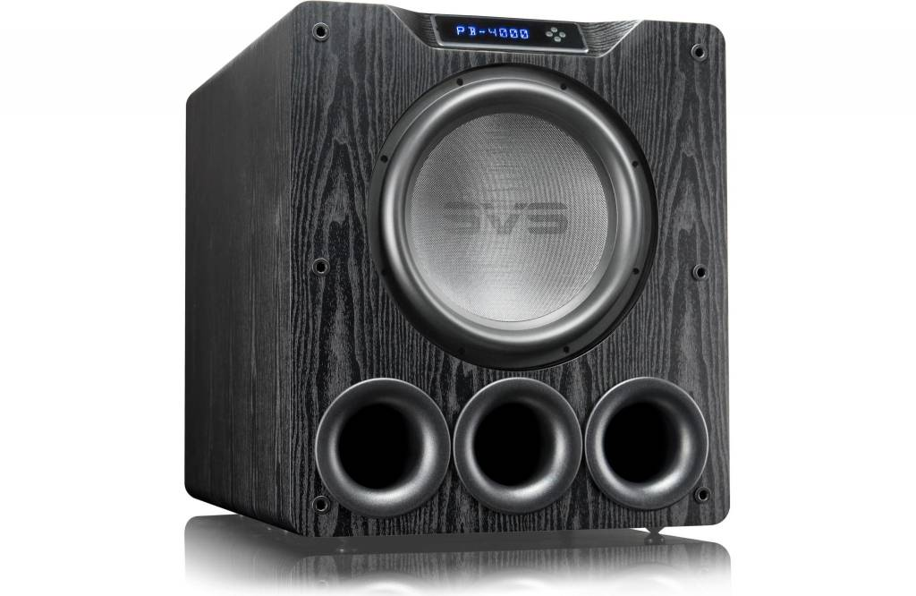 "SVS SVS PB-4000 13.5"" 1200W RMS Powered Subwoofer w/ App Control"