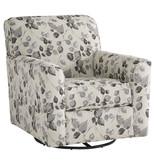 Signature Design Abney- Swivel Accent Chair- Platinum 4970142