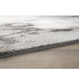 "Signature Design R403121 Large Rug- Joash- Gray 96""X120"""