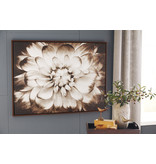 Signature Design Wall Art- Phiala- Brown- A8000103