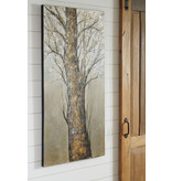 Signature Design Wall Art- Elias- Brown- A8000110