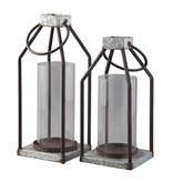 Signature Design Diedrick Lantern Set of 2 A2000346