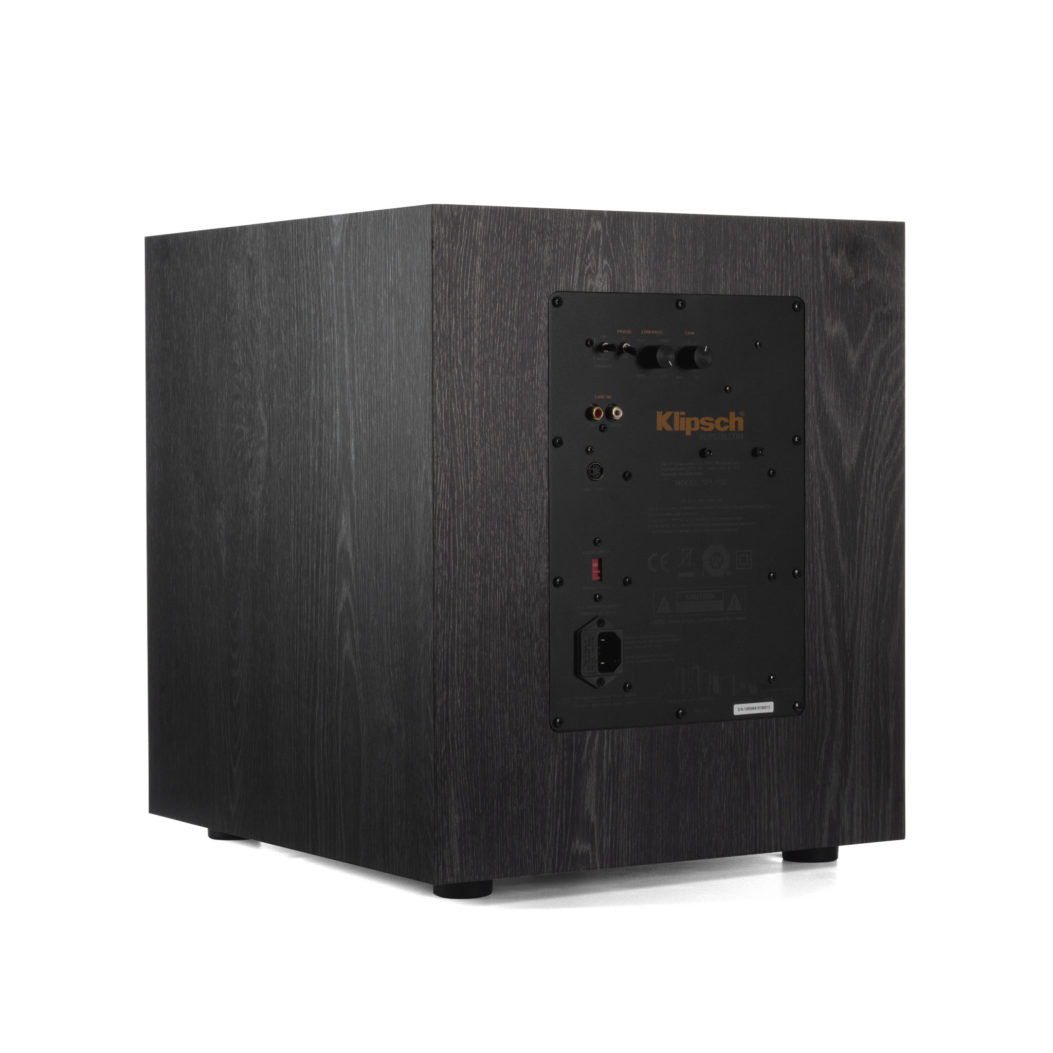 "Klipsch Klipsch SPL-100 10"" Powered Subwoofer"