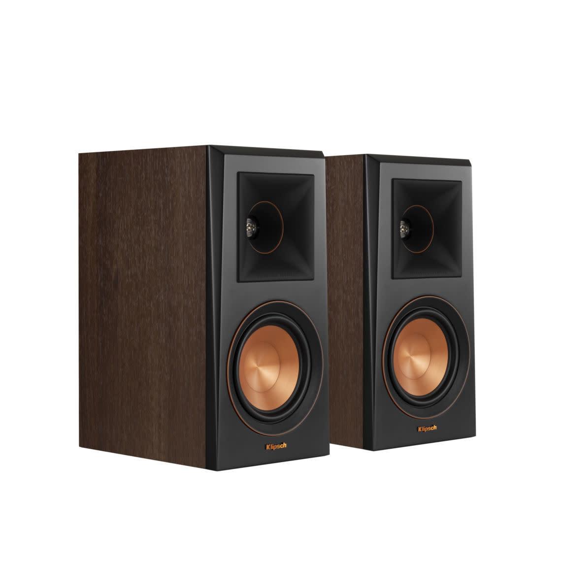 Klipsch Klipsch RP-500M Bookshelf Speakers (Ebony Pair)