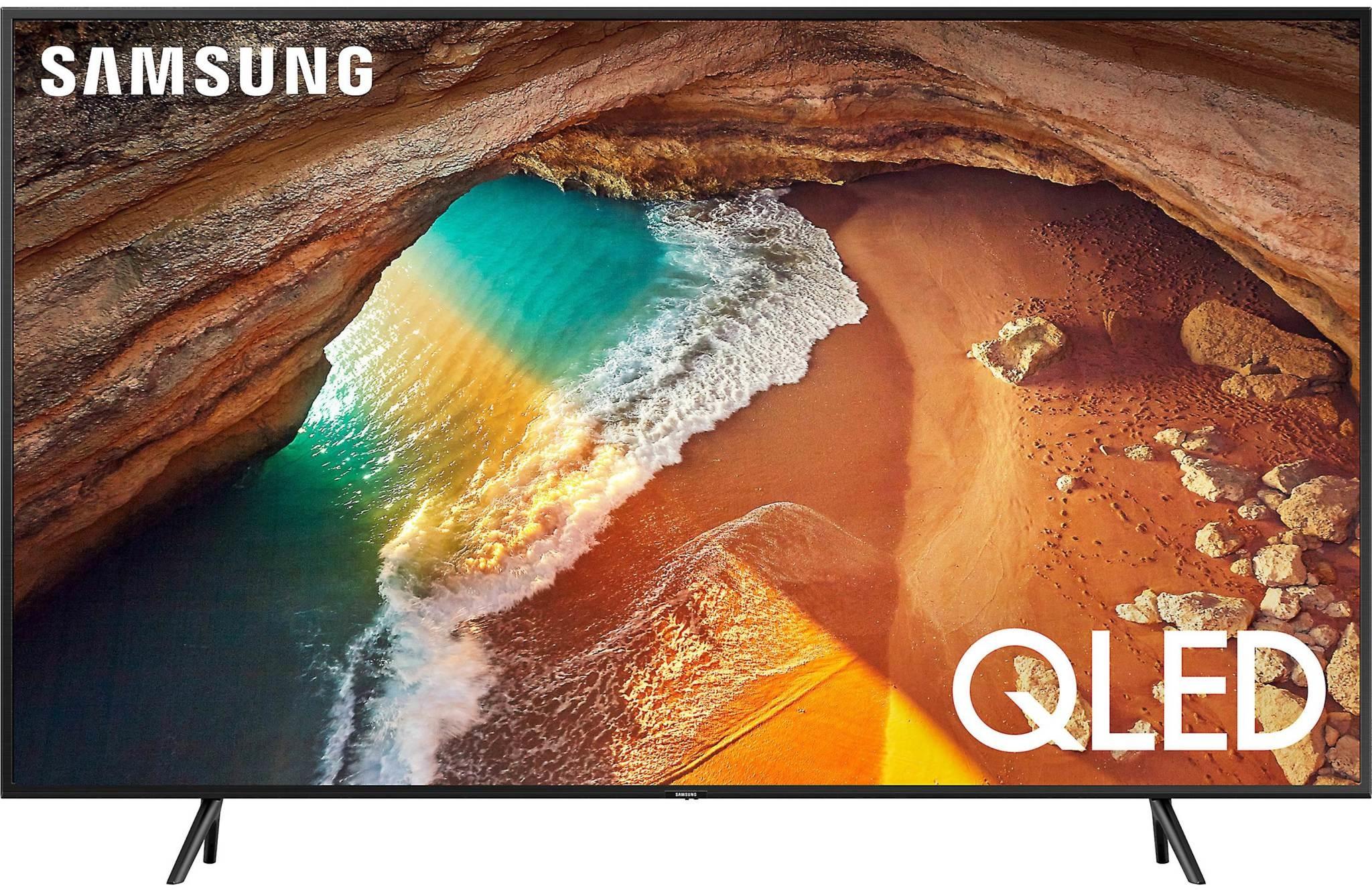 "Samsung Samsung 65"" QN65Q60R 4K QLED Smart TV"