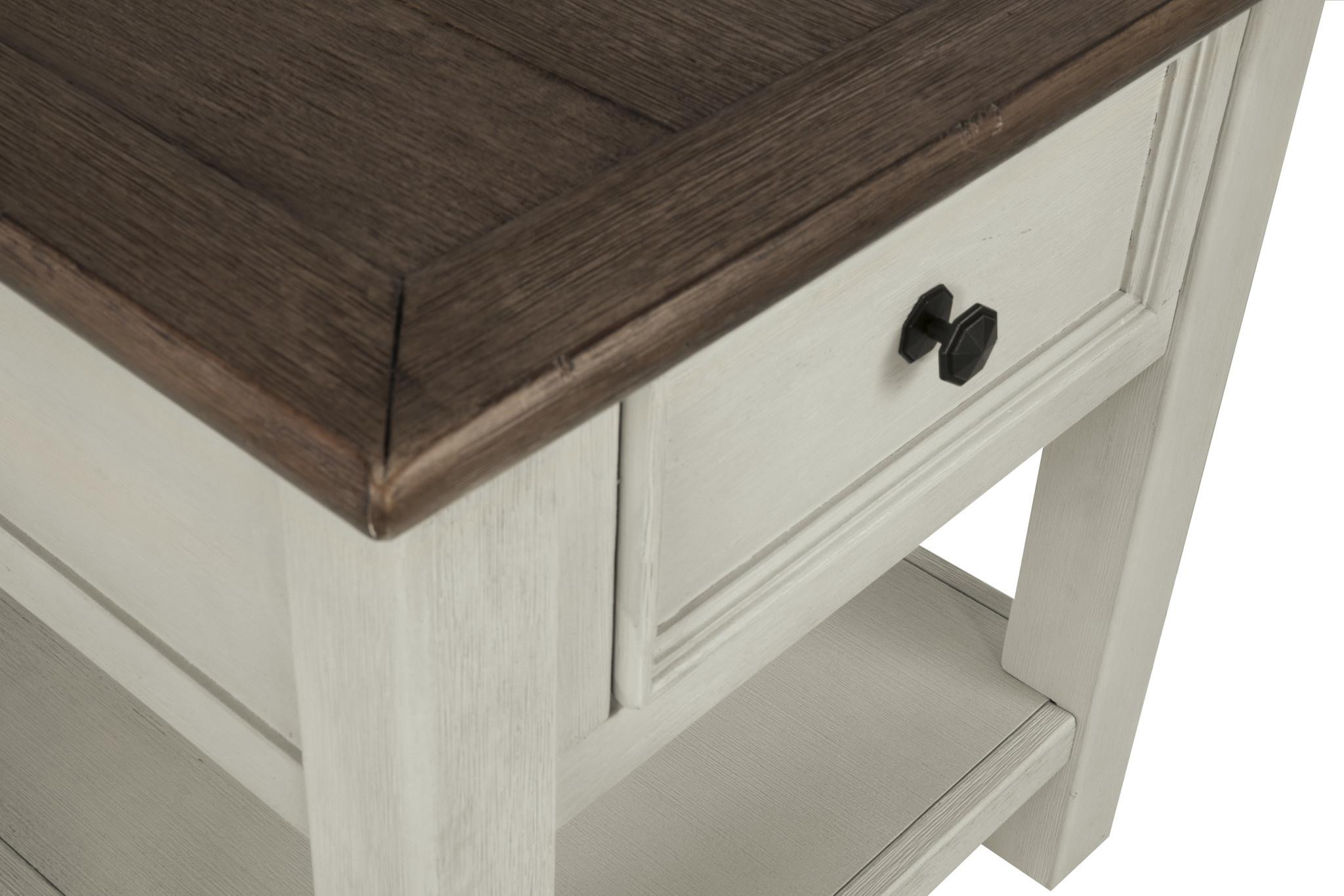 Signature Design Bolanburg Square End Table T637-3