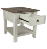 Signature Design Bolanburg Square End Table T637-3