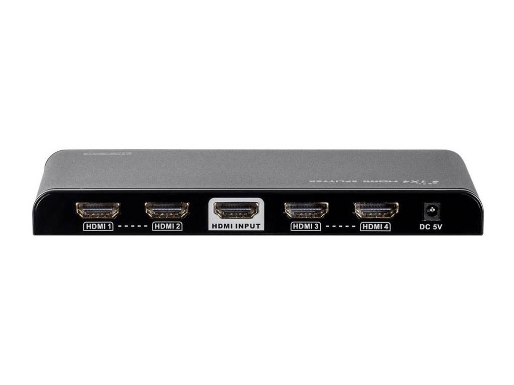 Blackbird 4K 1X4 HDMI® Splitter