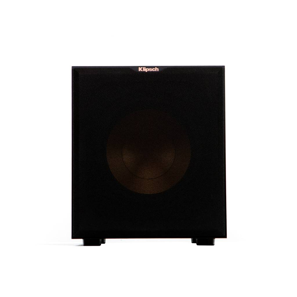 "Klipsch KLIPSCH R-10SW 10"" Powered Subwoofer"