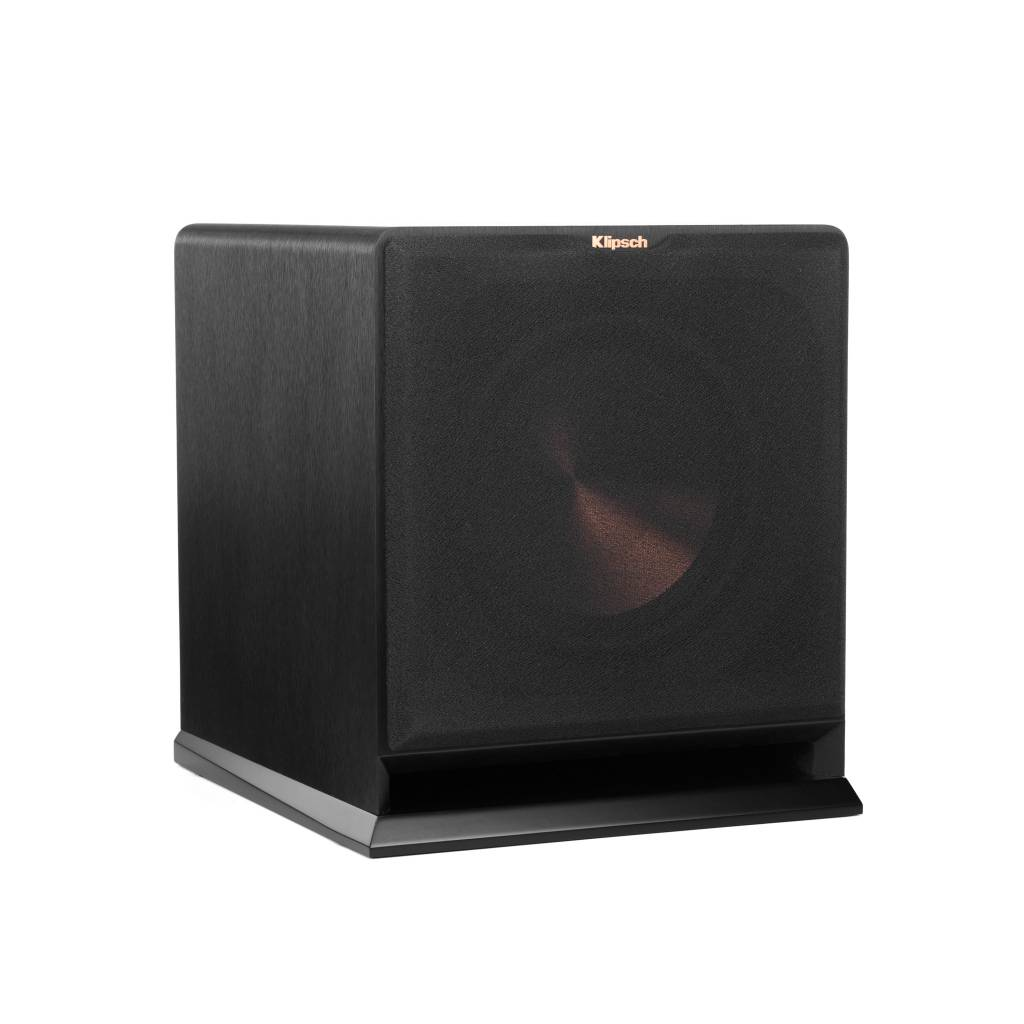 "Klipsch KLIPSCH R-110SW 10"" Powered Subwoofer"