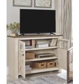 Signature Design Bolanburg Medium TV Stand- Two Tone- W647-28