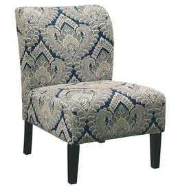 Signature Design Honnally- ACCENT CHAIR- Sapphire 5330360