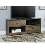Signature Design Trinell- Large TV Stand- Brown-W446-468