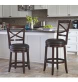 Signature Design Porter- TALL UPH SWIVEL BARSTOOL(2/CN) D697-430