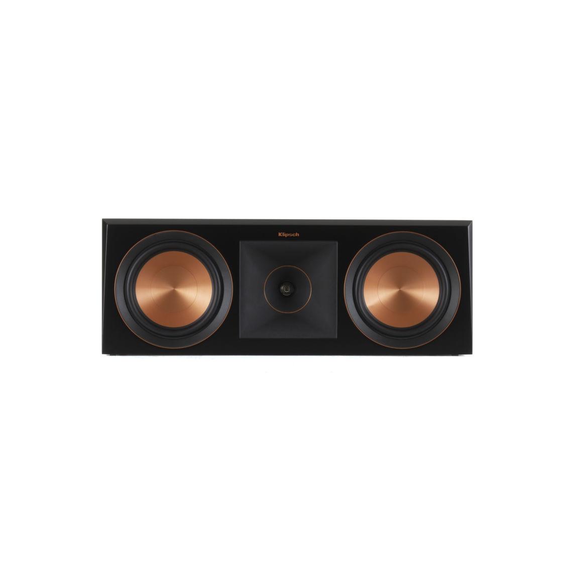 Klipsch Klipsch RP-600C Center Speaker (Ebony)