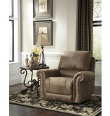 Signature Design Larkinhurst Rocker Recliner, Earth 3190125