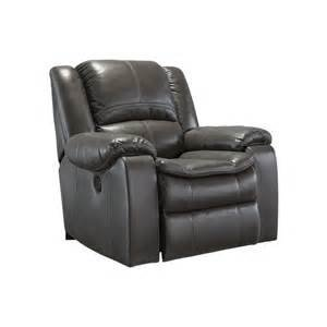 Signature Design Long Knight, Powered Rocker Recliner, Gray 8890698