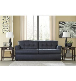 Signature Design Inmon, Sofa, Navy 6580638