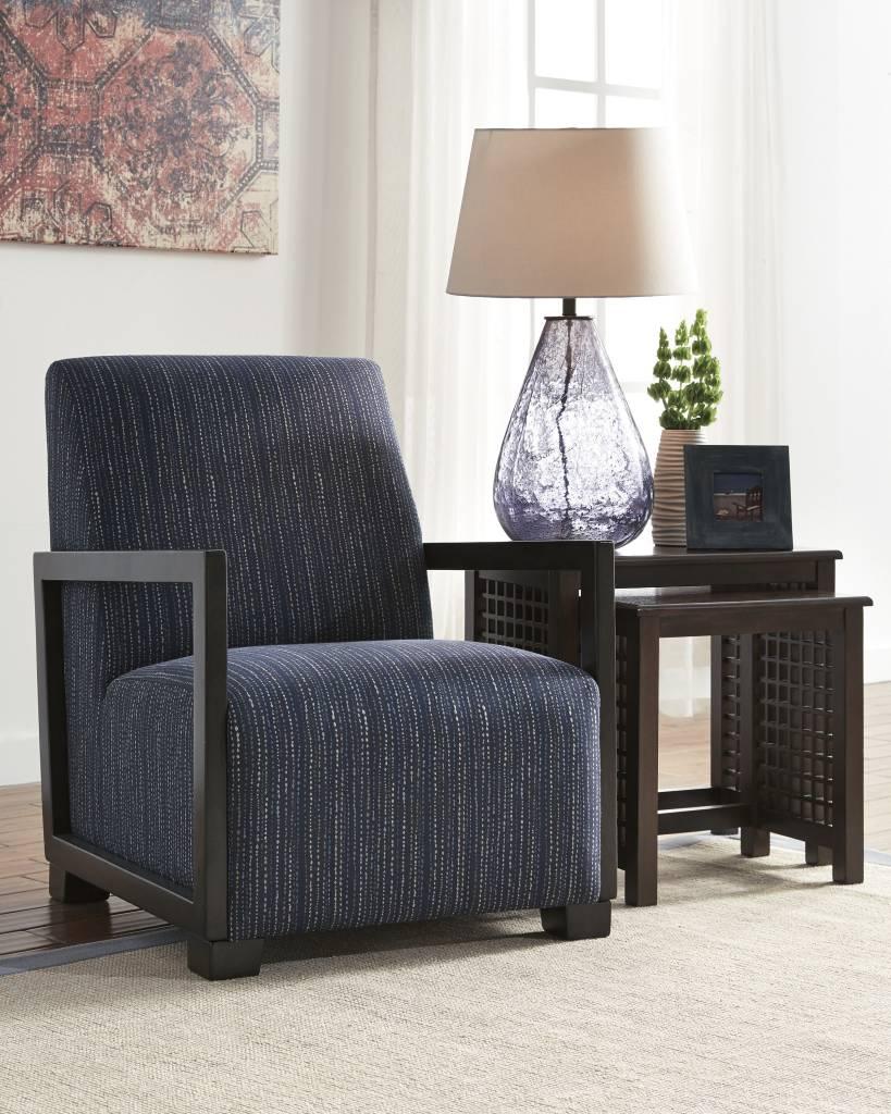 Signature Design Kendleton, Accent Chair, Stone 5470460