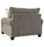 "Benchcraft Chair and a Half- ""Sembler"" Cobblestone 2340223"