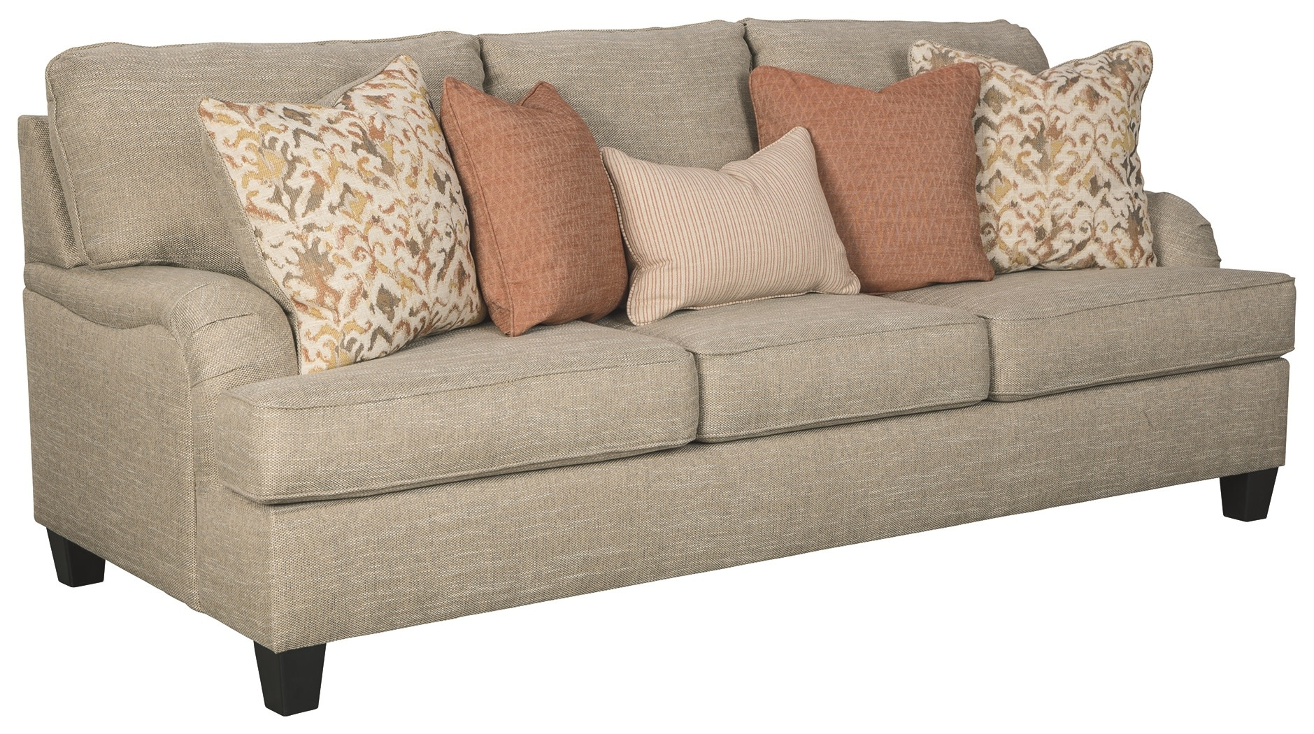"Signature Design Sofa- ""Almanza"" Wheat 3080338"