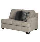 "Signature Design 2 Piece Sectional- ""Bovarian"" Stone 56103 48/56  LAF Sofa RAF Loveseat"