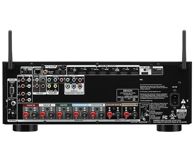 Denon Denon AVR-X2100W
