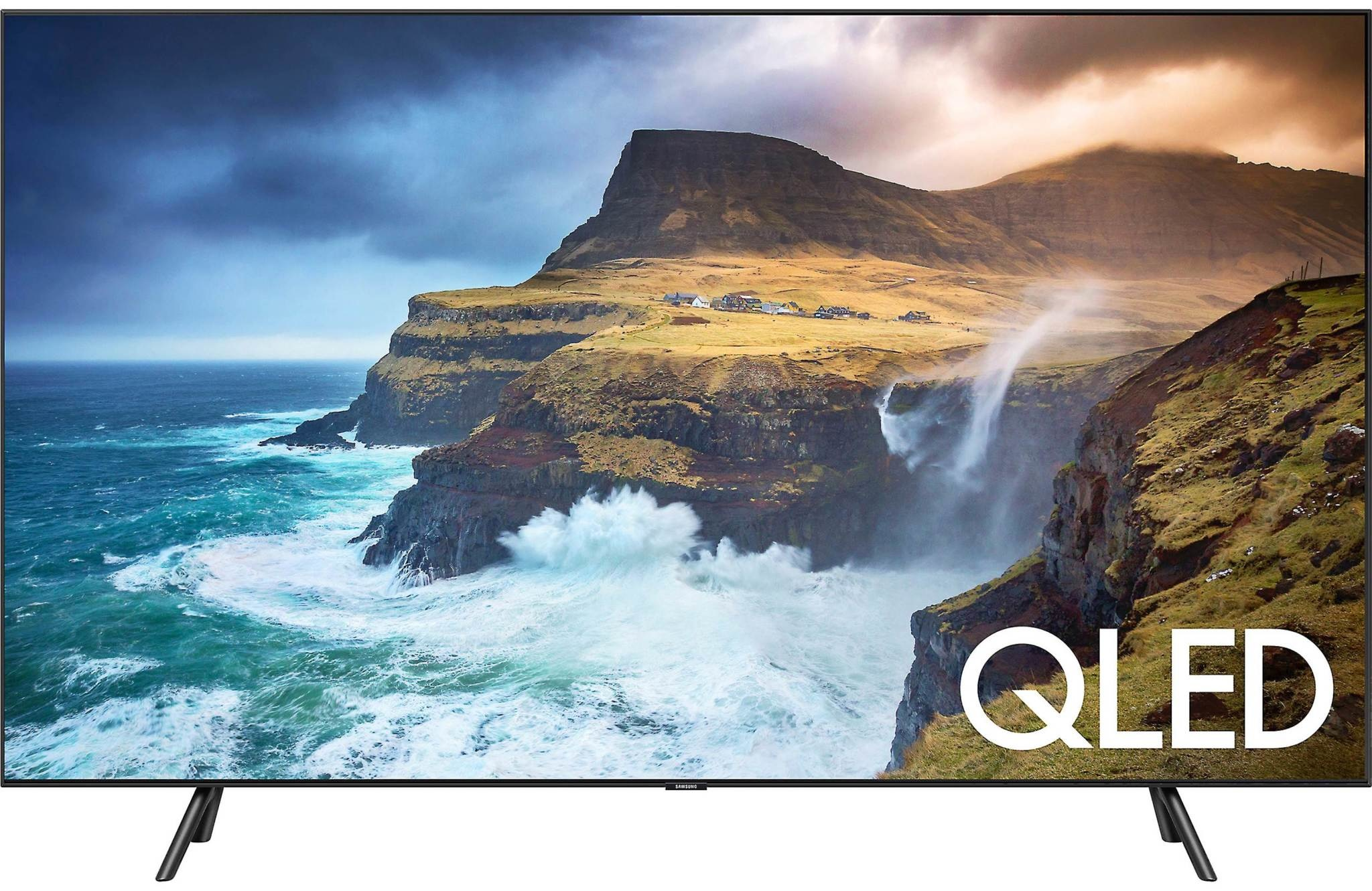 "Samsung Samsung 55"" QN55Q70R 4K QLED Smart TV"