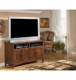 Signature Design Cross Island, Medium TV Stand, Medium Brown W319-28