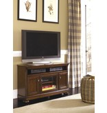 Signature Design Porter, Medium TV Stand, Rustic Brown W697-28