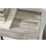 Signature Design Console Sofa Table, Raelsen, Gold Finish, A4000198