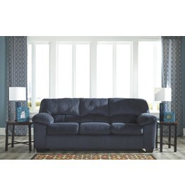 "Benchcraft Sofa, ""Dailey"", Midnight  Color, 9540238"