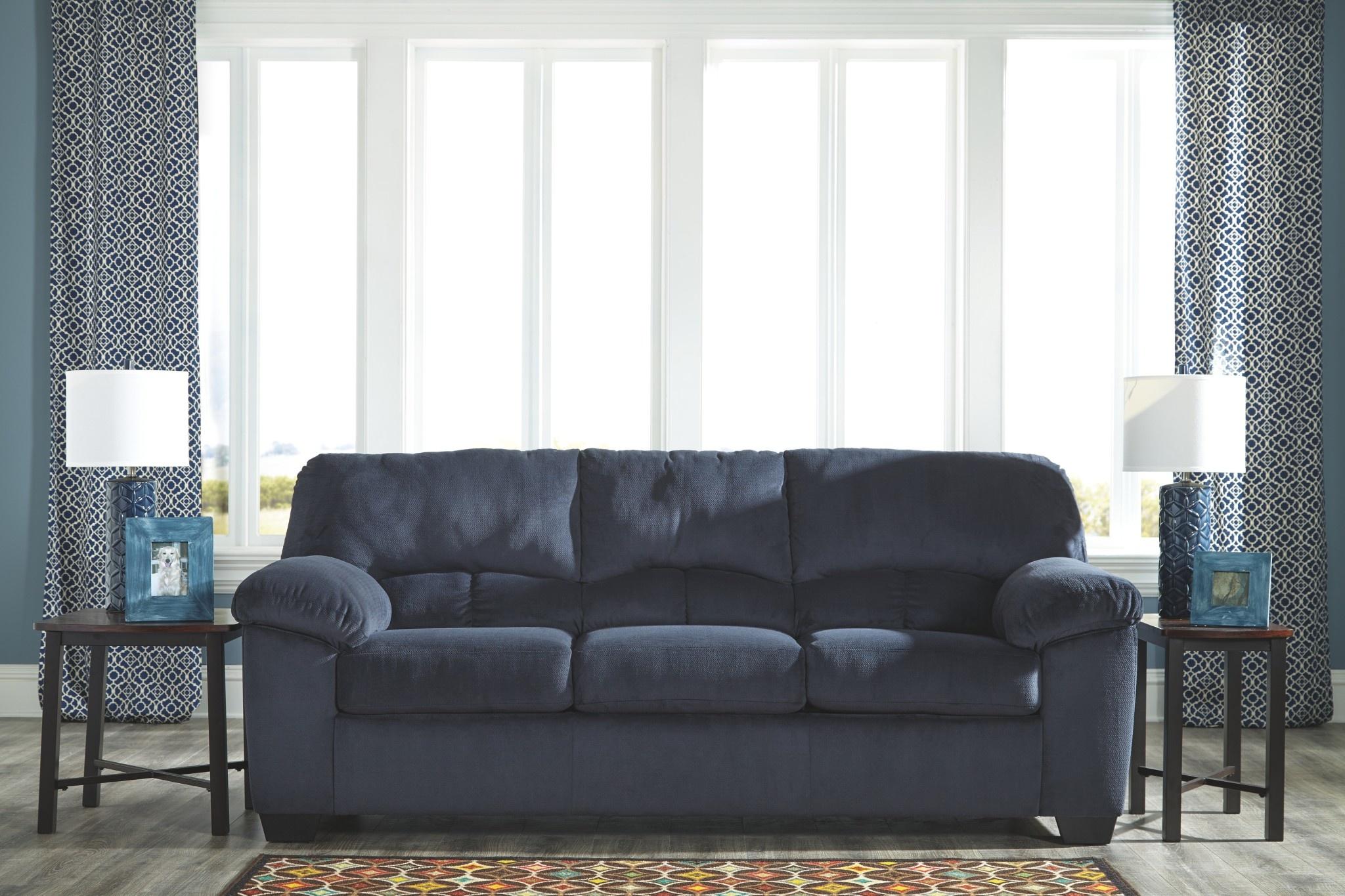 "Benchcraft Sofa, ""Dailey"", Midnight  Color, 9540238"