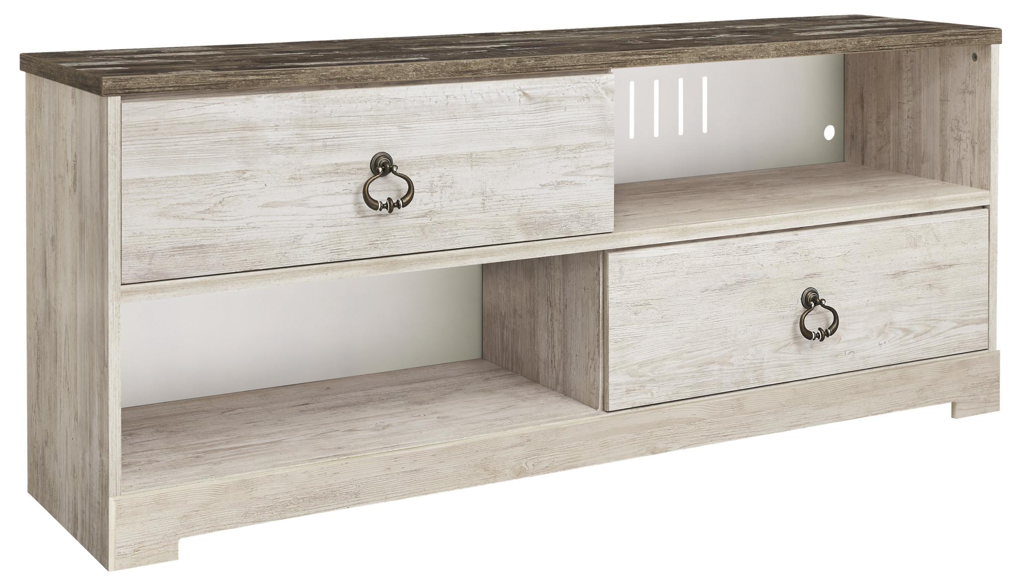 Signature Design Willowton TV Stand- W267-468