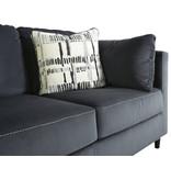 "Signature Design ""Kennewick""- Sofa-  Shadow Color- 1980338"