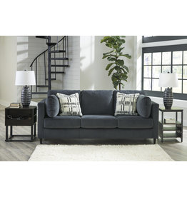 "Signature Design ""Kennewick""- Sofa-  Shadow Color- 1980338"