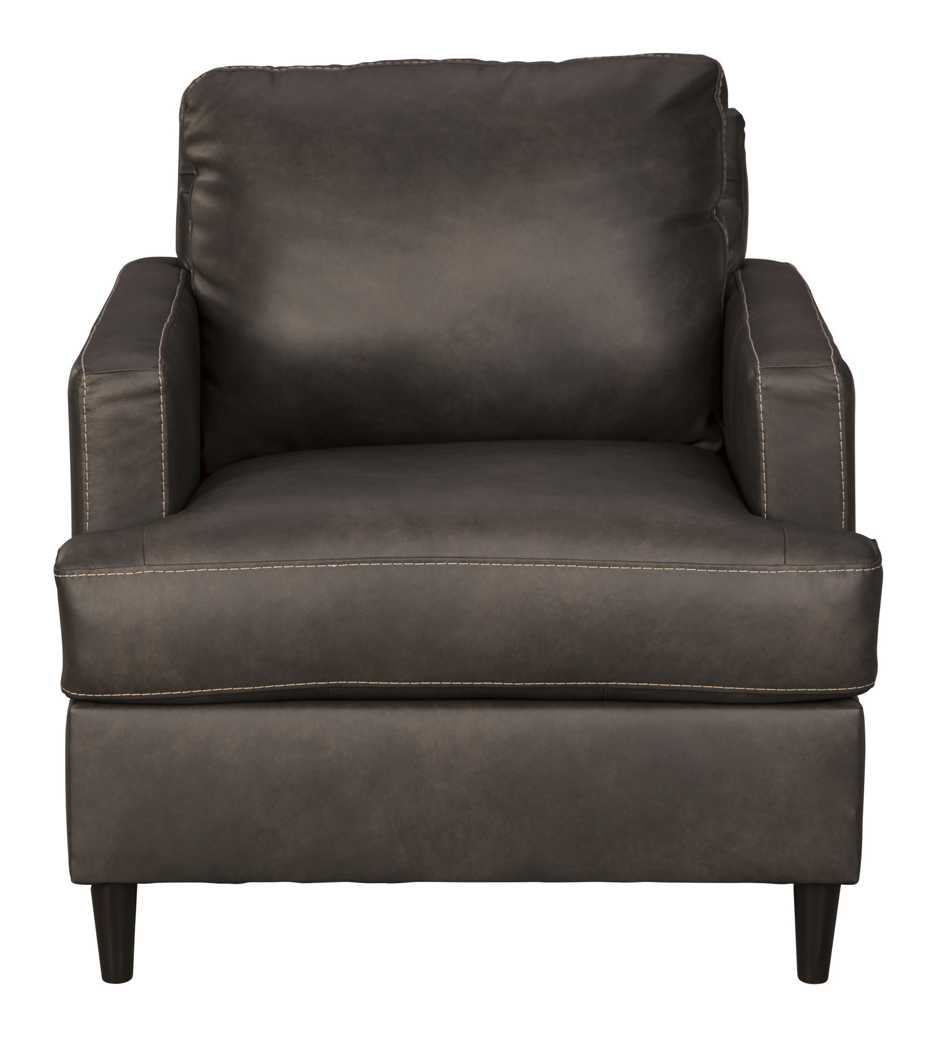 "Signature Design ""Hettinger"" Chair- Ash Color 4950120"