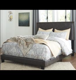 Signature Design KING DARK GRAYISH-BROWN B130-082  Complete Bedframe
