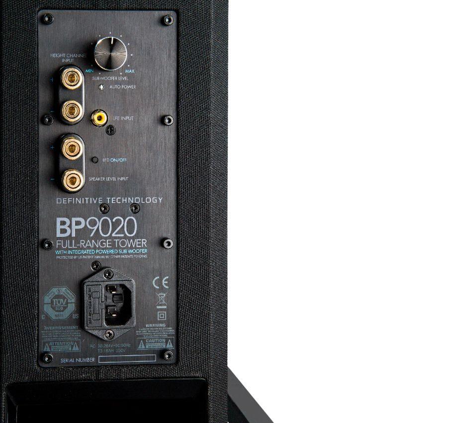 Definitive Technology Definitive Technology BP9020