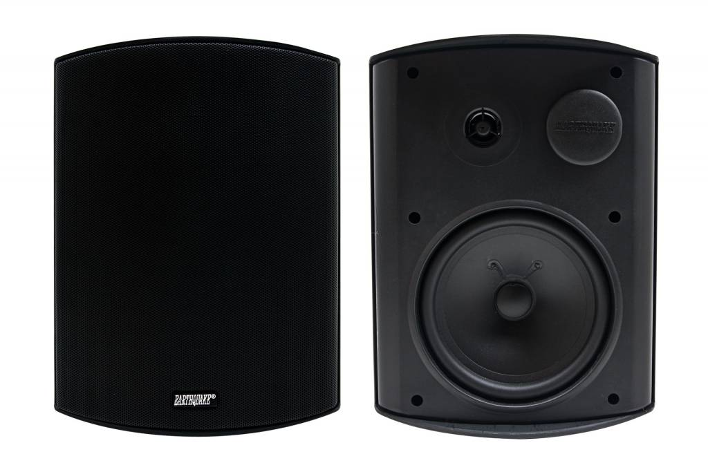 Earthquake Earthquake AWS-602 Outdoor Loudspeaker (Black)